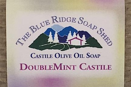 Peppermint Soap - Spearmint Soap - Natural Mint Soaps