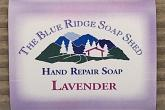 Wrapped Bar of Lavender Hand Repair Soap for Hands