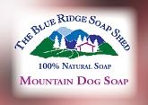 Mountain Dog Soap - Natural Shampoo Soap for Dogs