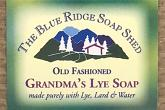 Grandma's Lye Soap with Lard