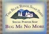 Wrapped Bar of Bug Me No More Insect Repellent Soap