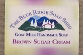 Brown Sugar Goat Milk Soap