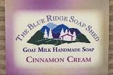 Cinnamon Cream Goat Milk Soap