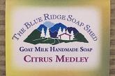 Citrus Medley Goat Milk Soap