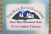 Cucumber Goat Milk Soap
