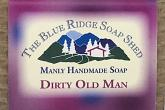 Dirty Old Man Goat Milk Soap for Men