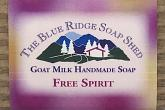 Free Spirit Goat Milk Soap