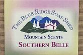 Wrapped Bar of Southern Belle Handmade Soap photo