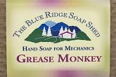 Wrapped Bar of Grease Monkey Soap for Mechanics photo