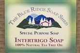 Wrapped Bar of Intertrigo Soap for Intertrigo