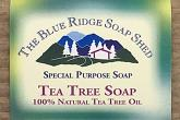 Wrapped Bar of Tea Tree Soap