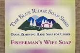 Wrapped Bar of Fisherman's Wife Soap