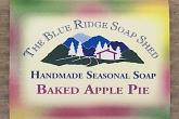 Wrapped Bar of Baked Apple Pie Soap