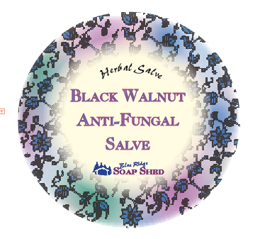 Black Walnut Anti-Fungal Salve for Jock Itch Symptoms