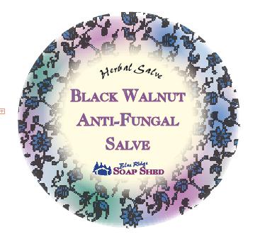 Black Walnut Anti-Fungal Salve