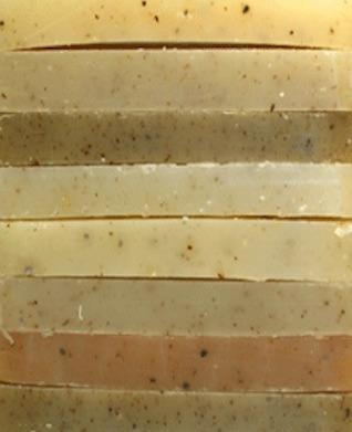 Quilter's Hand Repair Soap Sampler - 8 Bar