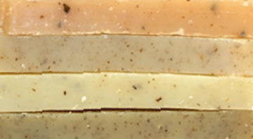 Hand Repair Soap Sampler - Crafters's 4-Bar