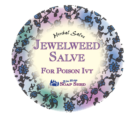 Jewelweed Salve for Poison Ivy