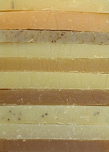 Mountain and Classic Scents Soap Sampler - 10 Bars