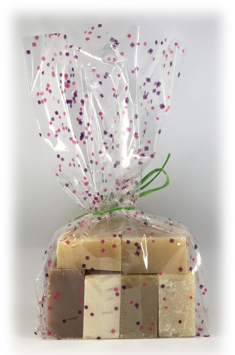 One Pound Grab Bag of Handmade Soaps