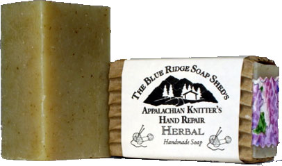 Mountain Herb Knitter's Hand Repair Soap