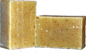 Ginger Tea Tree Shea Butter Foot Soap