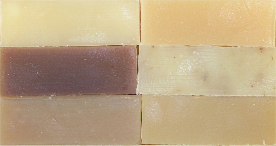 Lavender Lovers Gift Soap Six Pack