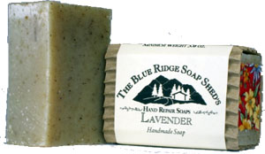 Lavender Shea Butter Hand Soap