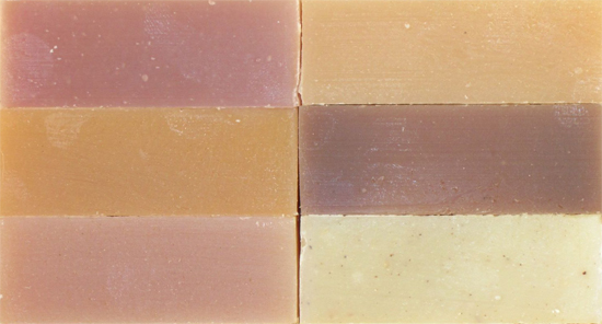 Manly Soap Six Pack