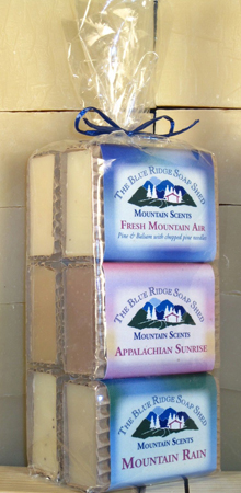 Custom Soap Six Pack Gift Set