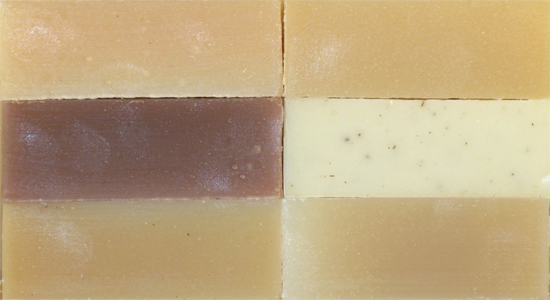 Patchouli Lovers Gift Soap Six Pack