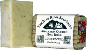 Unscented Quilter's Hand Repair Soap