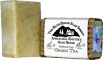Green Tea Knitter's Hand Repair Soap