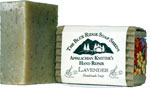 Lavender Knitter's Hand Repair Soap