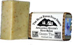 Green Tea Quilter's Hand Repair Soap